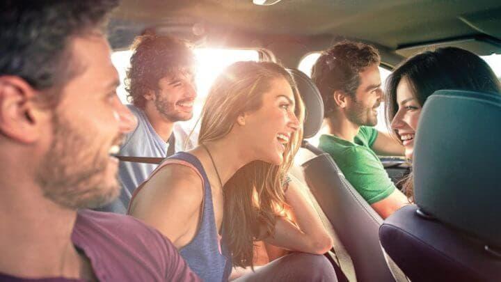 Viajes gratuitos para amigos y familiares en Uber