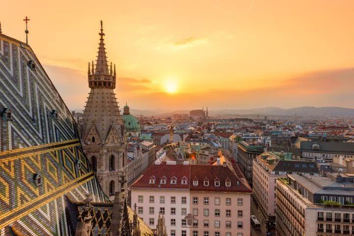 Vivir en la ciudad de Viena