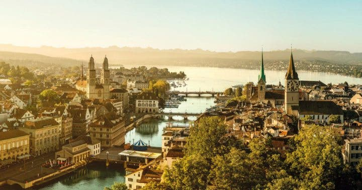 El dinamismo de Zurich