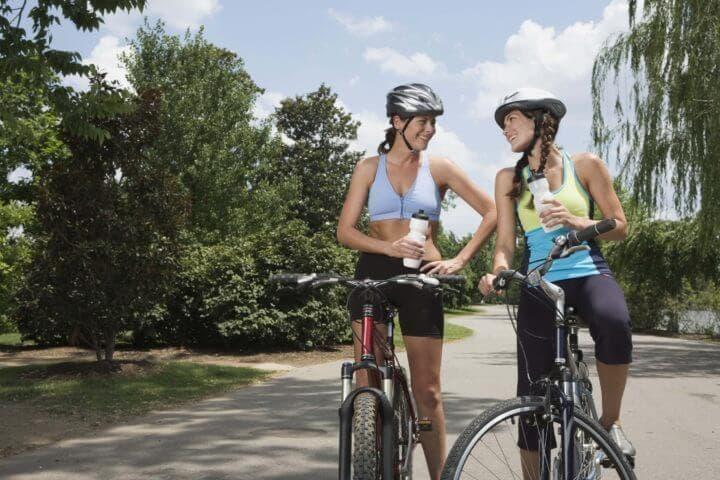 Montar en bicicleta reduce el riesgo de muerte prematura