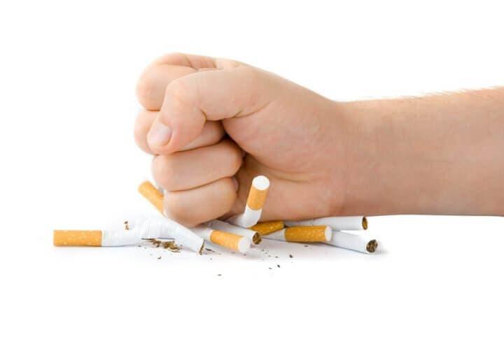 Dejar de fumar rebajará tus niveles de colesterol malo