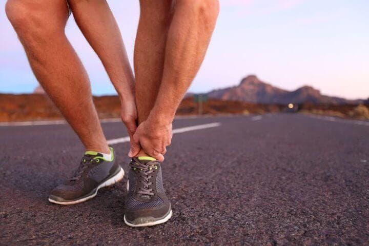 Ejercicios para prevenir el dolor de espinillas