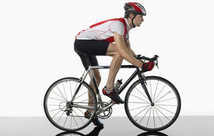 Cómo ir cómodo al montar en bicicleta