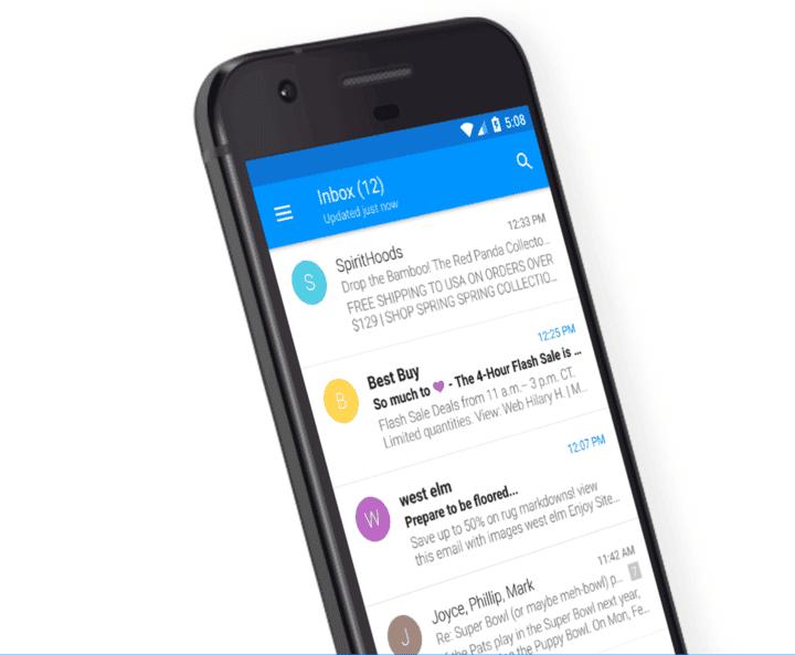 Aplicación Edison mail para sustituir Mail de Apple