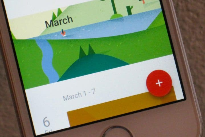 Google Calendar para sustituir Calendar de Apple