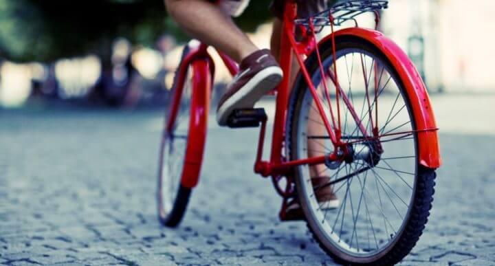 utilizar más la bicicleta disminuye riesgo de accidentes