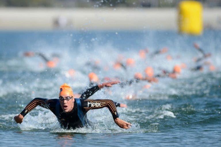 5 errores que se pueden cometer al nadar en aguas abiertas