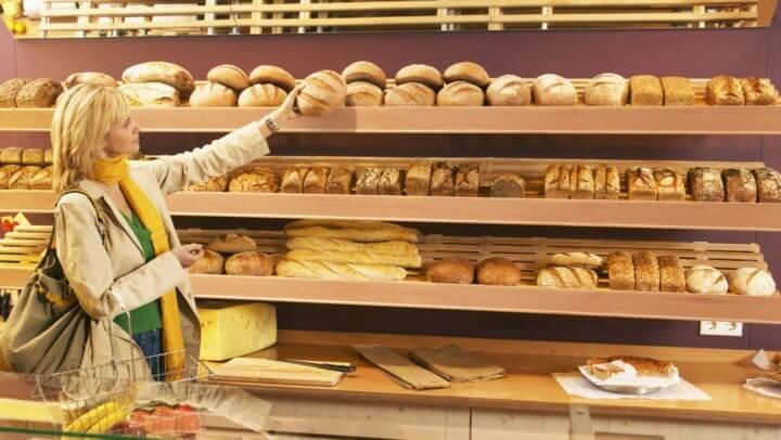 Los aditivos dañinos del pan