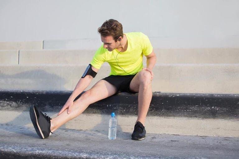 5 ejercicios para prevenir el dolor de espinillas mientras corres