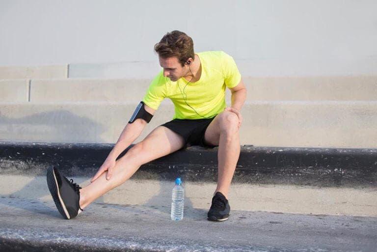 ejercicios para evitar lesiones en las espinillas