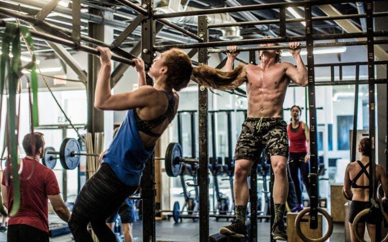 6 ejercicios de CrossFit para estar más definido