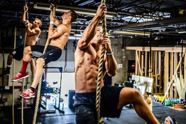 Peligros de ejecutar una rutina CrossFit sin preparación
