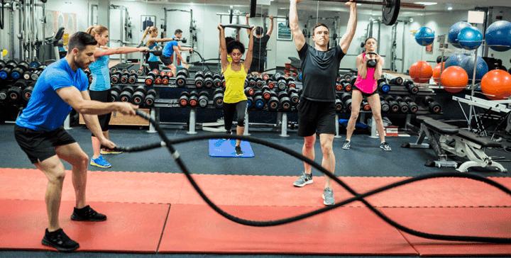 ¿Son saludables los entrenamientos en circuito?