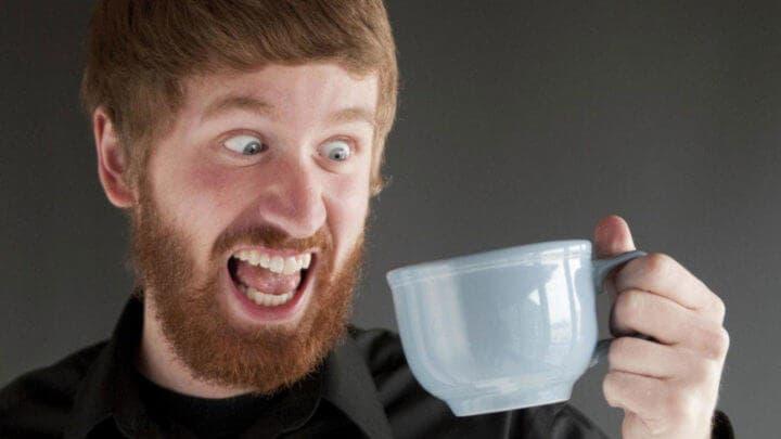 El café en exceso produce estrés y ansiedad