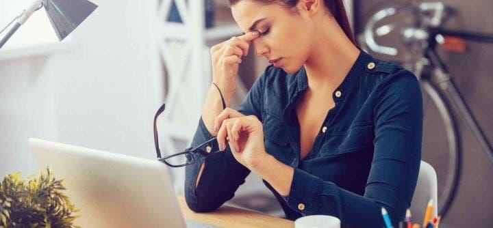 Como la falta de sueño afecta a tu rendimiento laboral