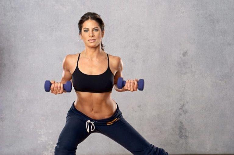 La guía definitiva para mujeres para ganar masa muscular