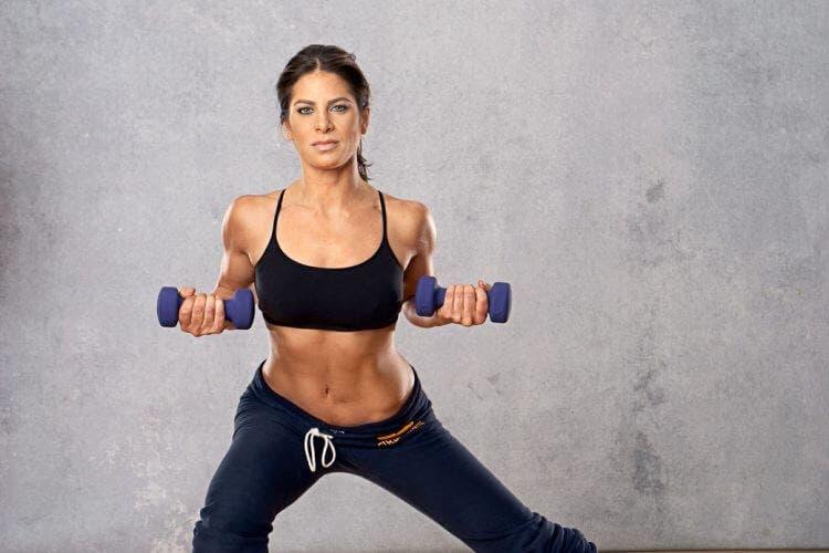 Guía definitiva de la mujer para ganar músculo