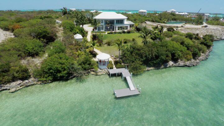 Alquiler las mejores islas privadas de las Bahamas