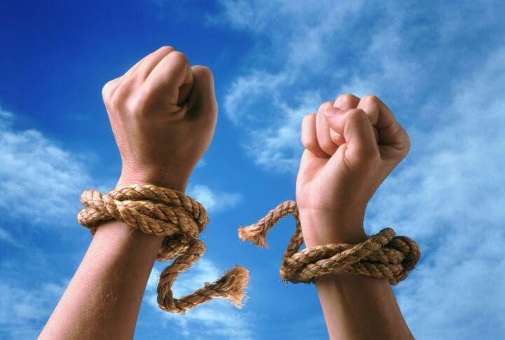 Libérate de la carga del pasado para tener éxito