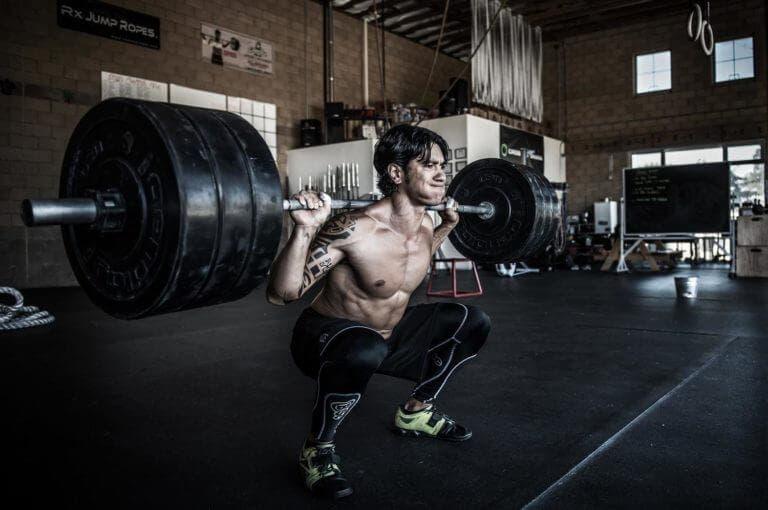 Cómo entrenar la sentadilla si eres powerlifter