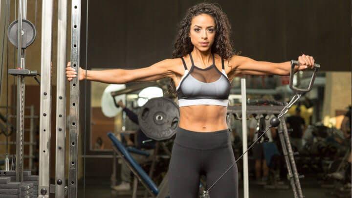 Guía para mujeres para ganar músculo