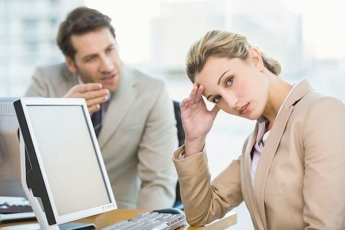 Ser negativo es fatal para tu carrera profesional