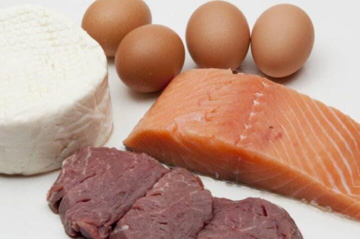 Proteínas qué debe comer la mujer para ganar músculo