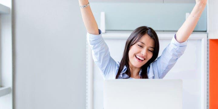 Determinación para alcanzar tus metas laborales