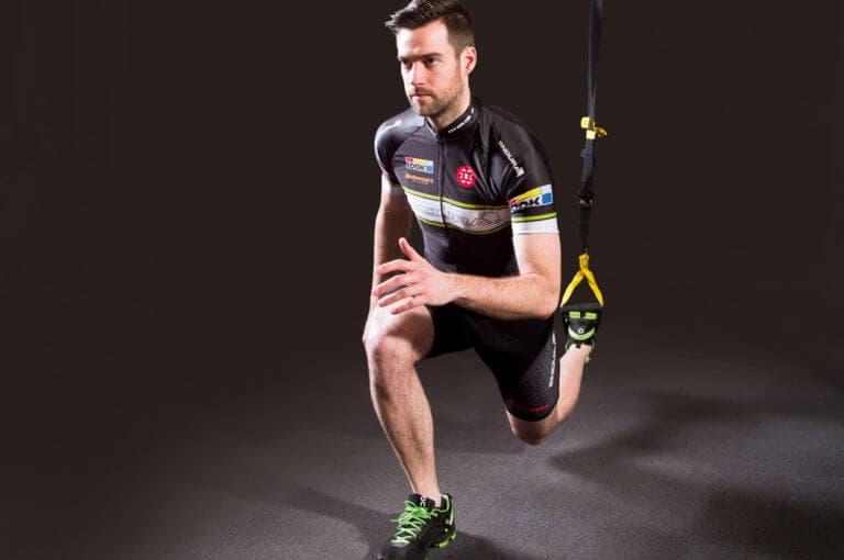 6 razones para ejecutar una rutina de abdominales si practicas ciclismo