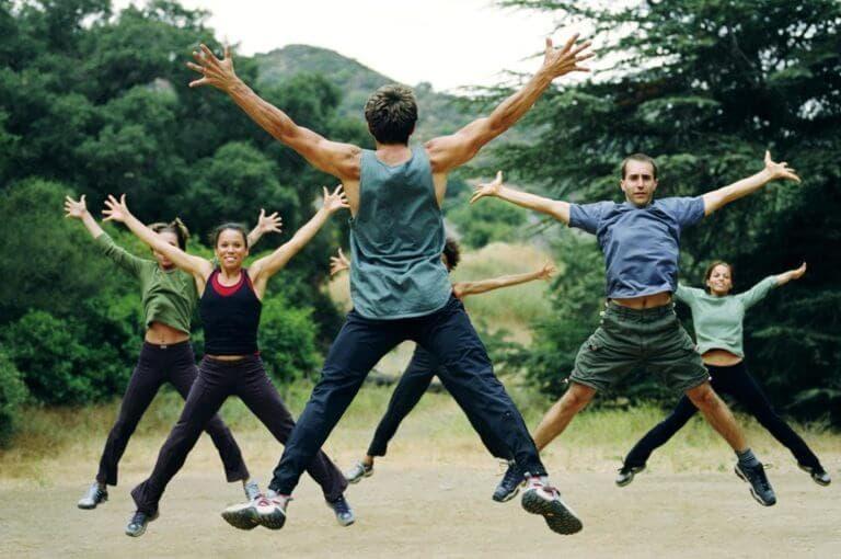 La rutina que mejor combina el entrenamiento de cardio y core