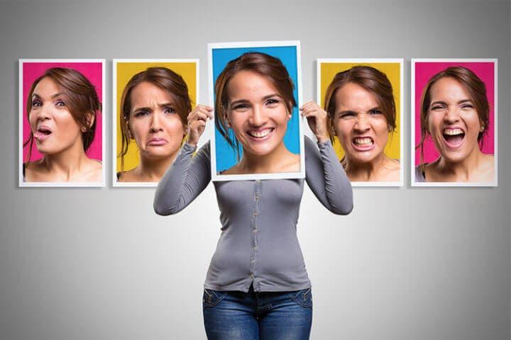 Aceptar que puedes sentir distintas emociones