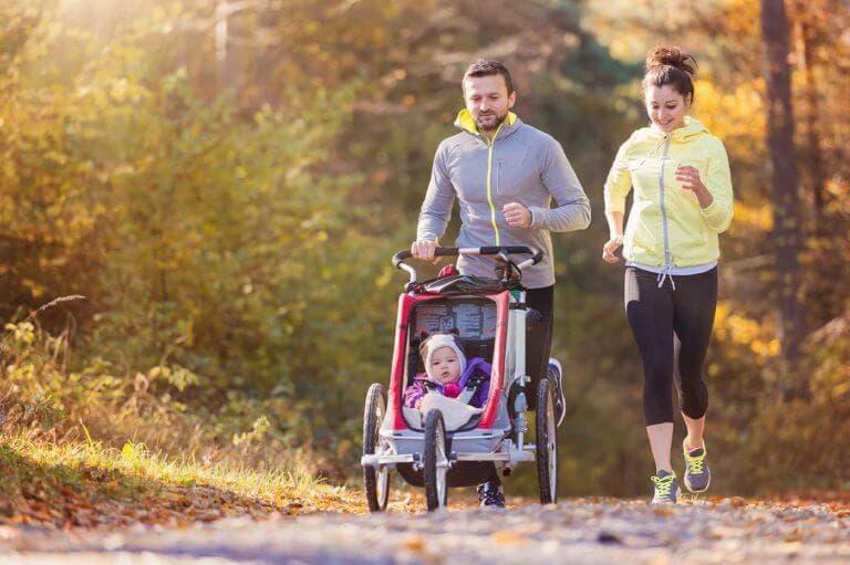Cómo tener tiempo para trabajar, la familia y el fitness