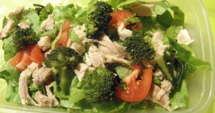 Agregar volumen a las comidas para perder peso