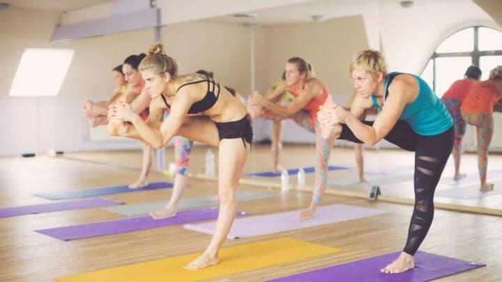 El bikram yoga puede ser perjudicial para la salud