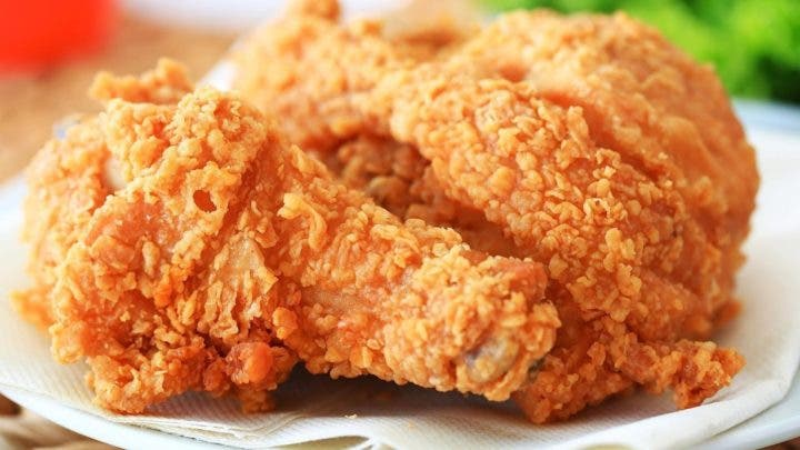 El pollo frito dificulta que el organismo combata las infecciones