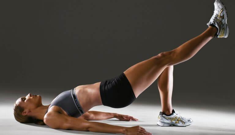 3 ejercicios kickboxing para un abdomen fuerte