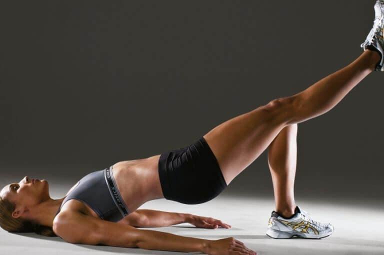 3 ejercicios de kickboxing para un core de hierro
