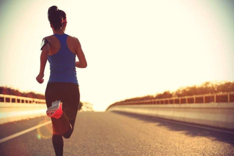¿Podemos correr todos los días?