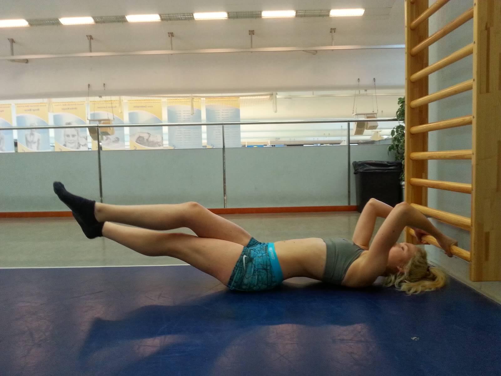 que ejercicios ayudan a quemar la grasa del vientre rapida
