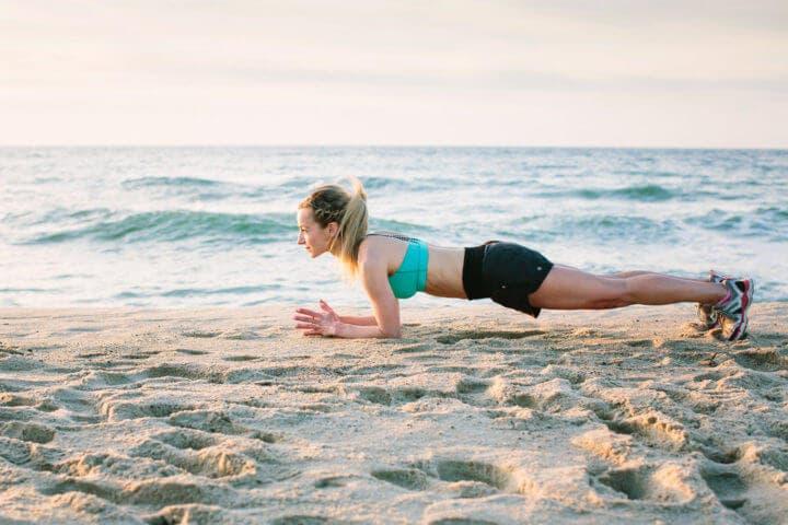 El ejercicio mejorará tu postura corporal