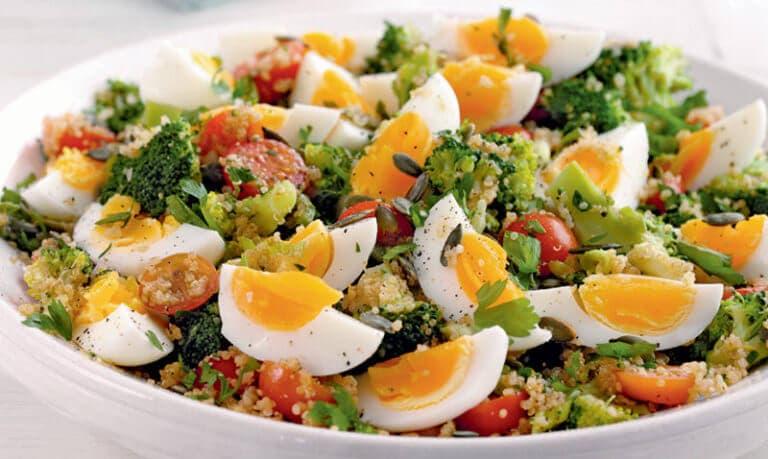7 ingredientes para hacer ensaladas