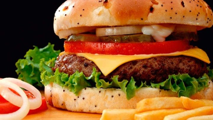 No comer hamburguesas cuando estás resfriado