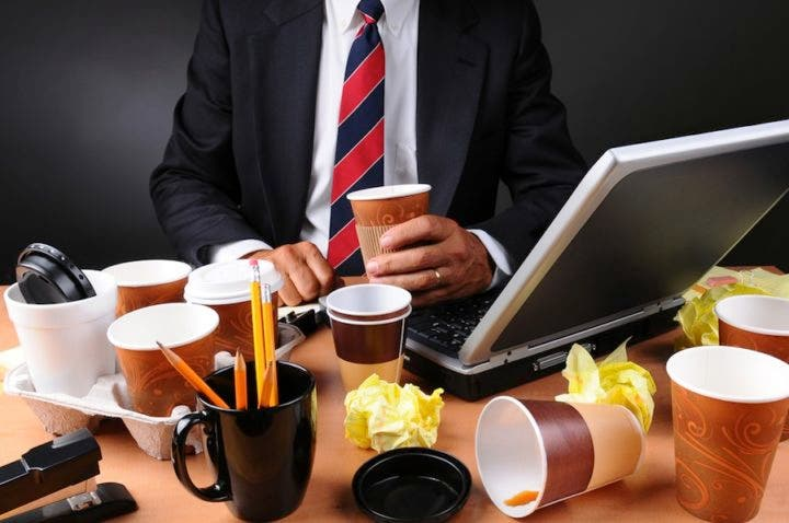 Limpia tu escritorio los domingos
