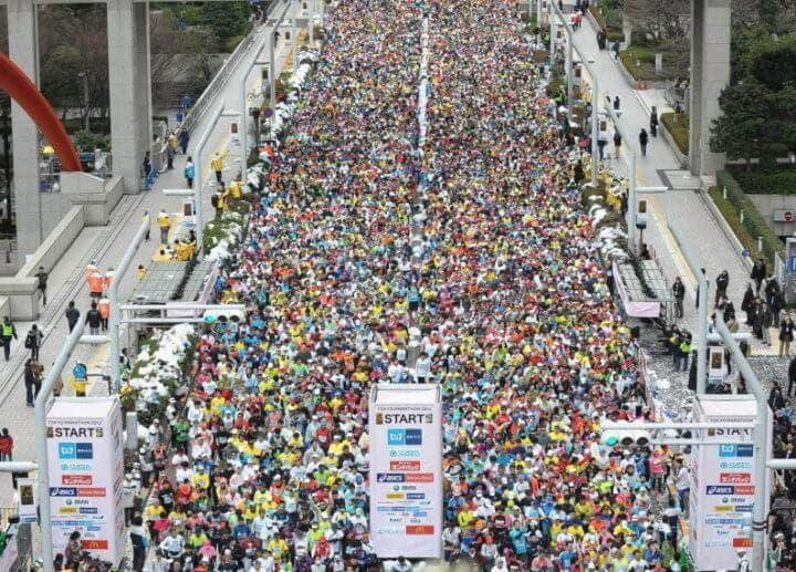 Los mejores maratones de todo el mundo