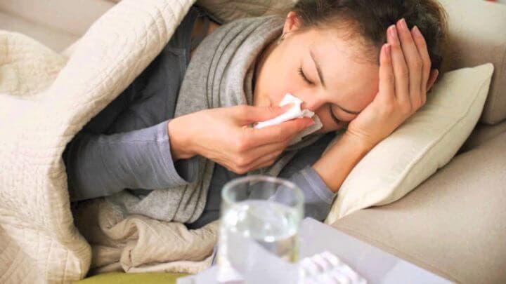 Alimentos que empeoran un resfriado