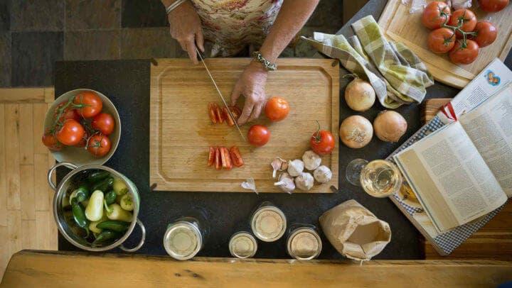Qué utensilios tener en la cocina para perder peso