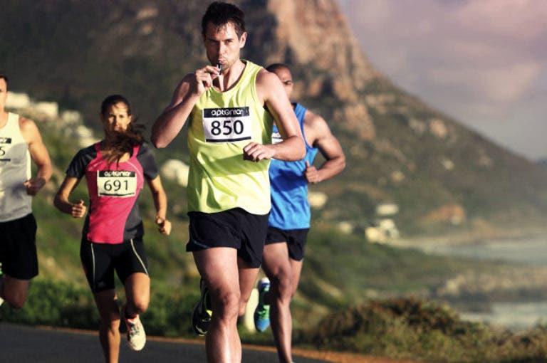 12 snacks sorprendentes para llevar a una maratón