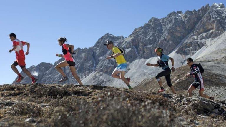 Consejos para competir en trail running