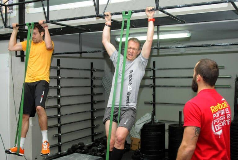 Adaptar ejercicios para entrenar CrossFit