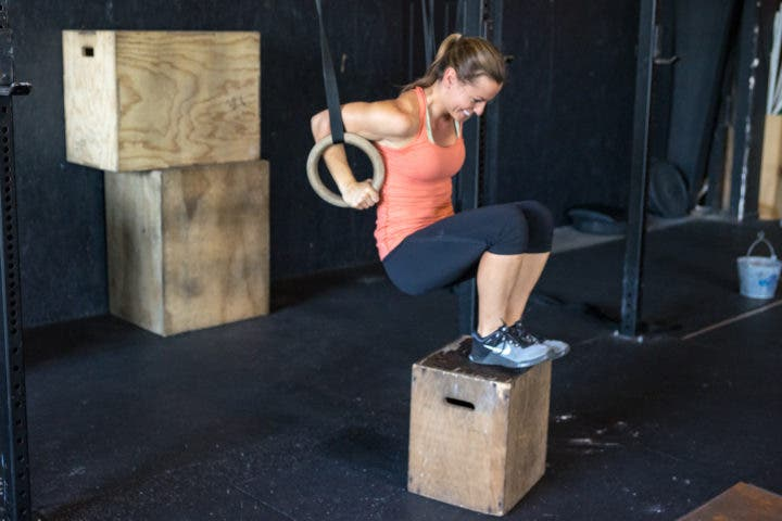 Cómo adaptar tu rutina de CrossFit